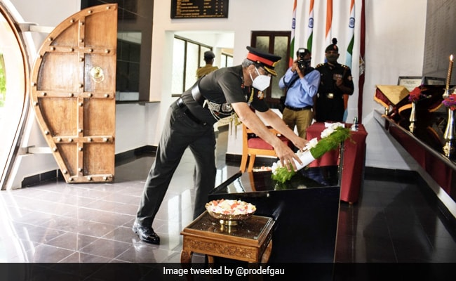 National Defence Academy Pays Homage To Pilot Killed In MiG-21 Accident