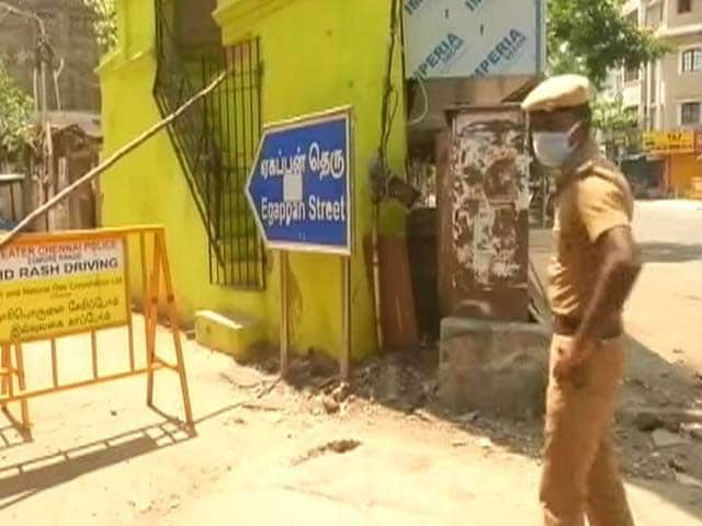 Video : Tamil Nadu: New Restrictions Come Into Force