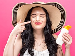 """""""Sunscreen Contouring"""" Is The Viral Beauty Trend Experts Are Advising To Stay Away From"""