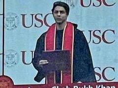 Are Aryan Khan And Lisa Kudrow's Son F.R.I.E.N.D.S? See Graduation Pics