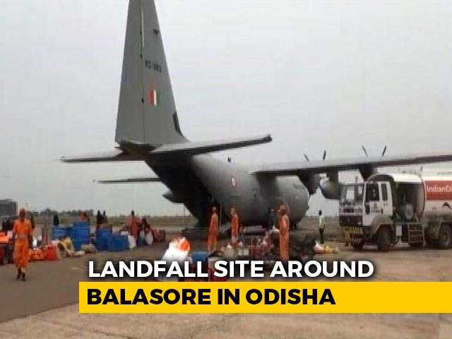 Video : Bengal, Odisha To Evacuate Thousands For Cyclone Yaas, Expected Wednesday
