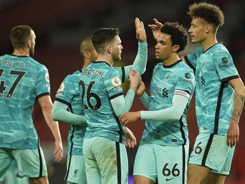 Premier League: Liverpool Beat Manchester United To Boost Chances Of Champions League Return
