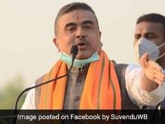 Suvendu Adhikari Files Petition Seeking Transfer Of Criminal Cases To CBI