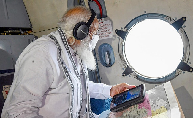 Cyclone Yaas: PM Modi to visit Odisha and West Bengal tomorrow, to assess the damage caused by 'Yas'