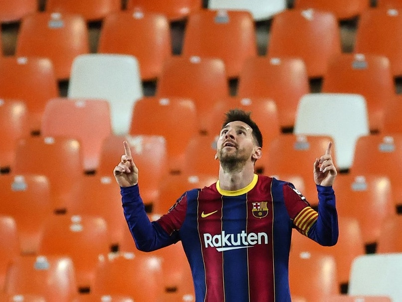 """Barcelona President """"Moderately Optimistic"""" Lionel Messi Will Stay At Club"""
