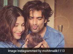 TV Couple Mohit Malik And Aditi Name Their Newborn Son Ekbir. See What They Wrote