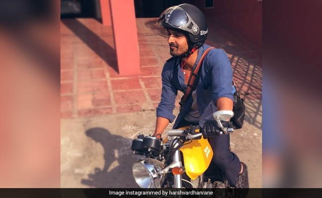 Actor Harshvardhan Rane Is Trading His Bike For Oxygen Concentrators In Hyderabad