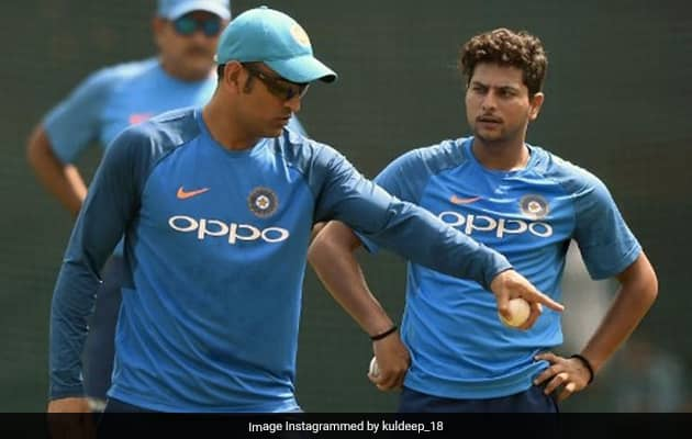 """""""Sometimes I Miss That..."""": Kuldeep On Playing Without Experienced Dhoni"""