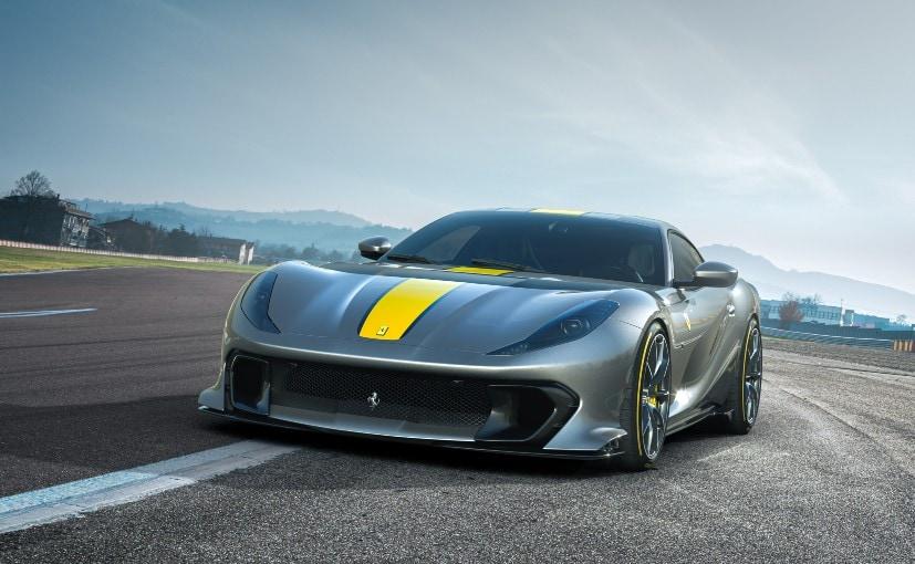 2021 Ferrari 812 Competizione Makes Global Debut, Alongside Exclusive Aperta Variant