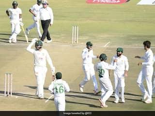 ZIM vs PAK: Pakistan On Verge Of Successive Innings Triumph Over Zimbabwe
