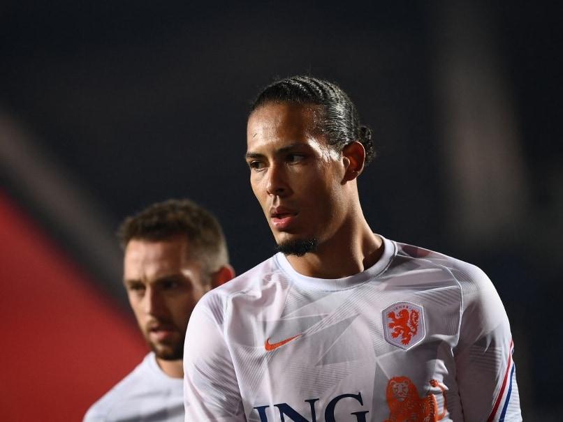Injured Virgil Van Dijk The Big Absentee In Netherlands Euro Squad