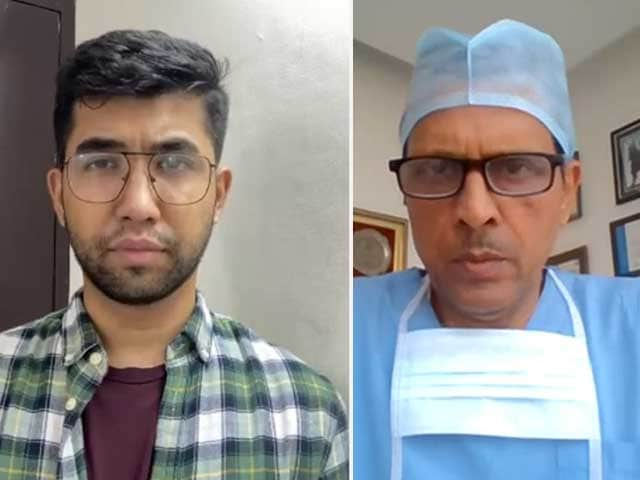 Video : India Fights COVID-19: Expert Answers FAQs About Treatment And Vaccination