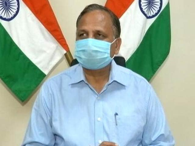Video : Covaxin Stocks To Last A Day, 3-4 Days For Covishield: Delhi Minister