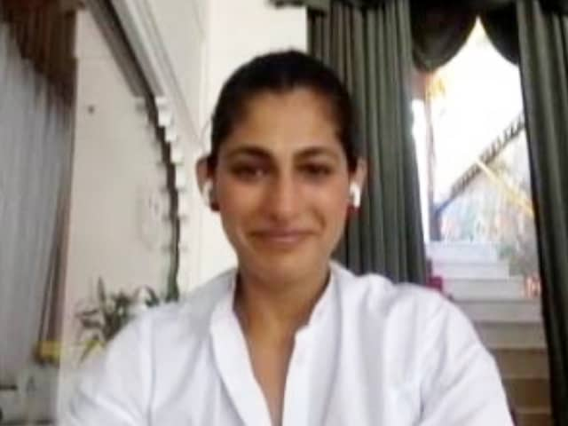 Video : Kubbra Sait On Social Media's Role During Tough Time