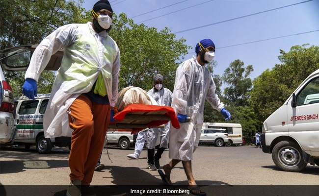 Covid Forecasters Warn India Deaths May Double In Coming Weeks