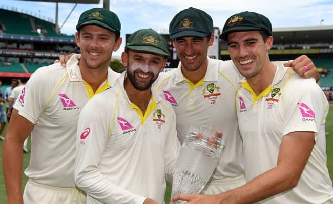 We respectfully request an end to this' Starc, Cummins, Lyon and Hazlewood release joint statement after recent revelations on ball-tampering scandal