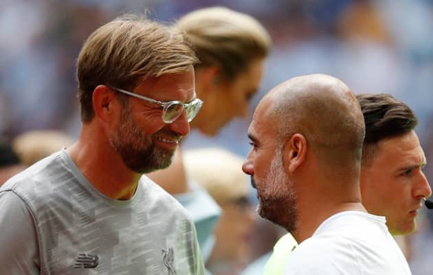 """He Made Me A Better Manager"": Pep Guardiola Hails ""Inspirational"" Klopp"