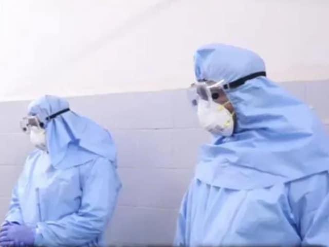 Video : 2 Nurses Recount Challenges On International Nurses Day