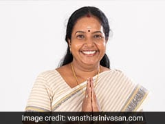 Vanathi Srinivasan: Party Veteran And BJP's Hope For Coimbatore South