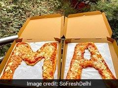 So Fresh Delhi: यहां 'नाम' की शेप में बनते हैं पिज्जा, यूथ में पॉपुलर हुआ ये आइडिया