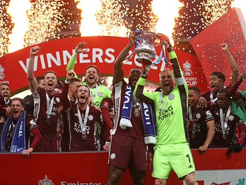 FA Cup: Leicester Beat Chelsea To Win Title For First Time