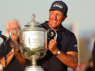 Phil Mickelson Becomes Oldest Major Winner At 50 With Epic PGA Championship Win