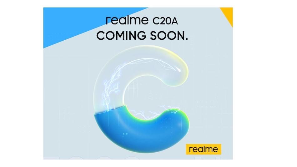 5,000mAh बैटरी और 6.5 इंच डिस्प्ले के साथ Realme C20A जल्द होगा लॉन्च