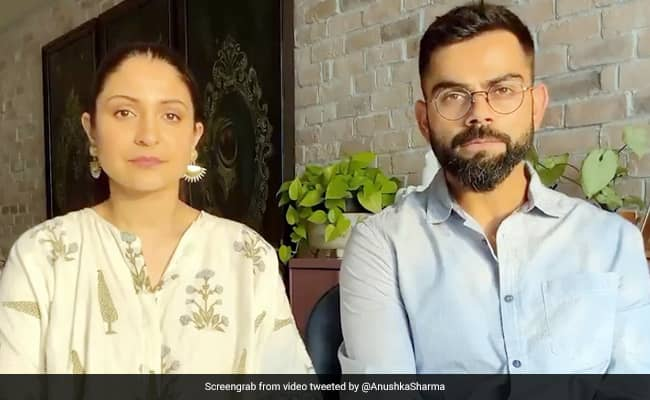 Virat kohli & Anushka started fund raising campaign for covid-19 affected, donate hefty amount and makes appeal to fans