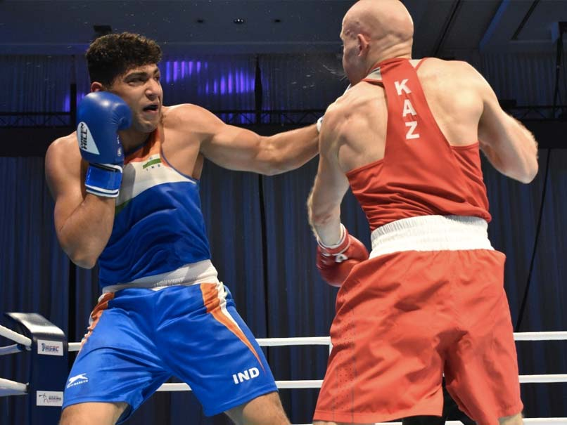 Asian Boxing: Sanjeet brings Gold for India, while Panghal & Shiva both wins silve