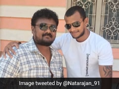 """""""Even Better Than Being A Superhero"""": T Natarajan Wishes Brother On Birthday"""