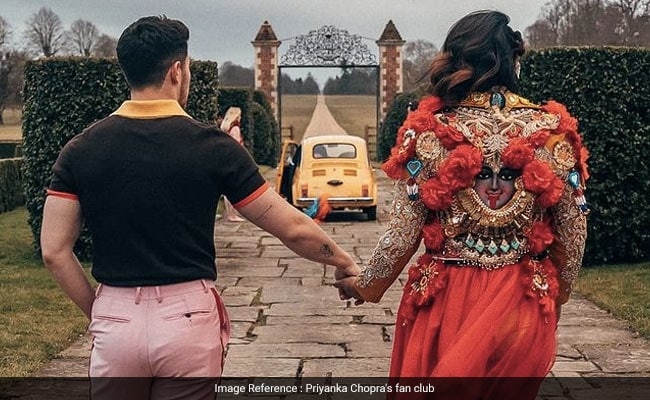 Viral: The Internet Is Obsessed With Old Pic Of Priyanka Chopra In Goddess Kali Jacket