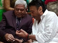 "Make-Up Artist Shashi Satam Dies. ""He Was My Soulmate,"" Writes Jackie Shroff"