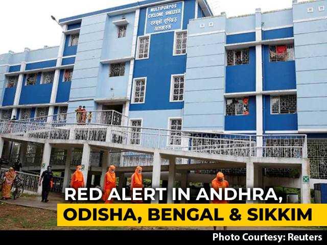 Video : Cyclone Yaas To Make Landfall In North Odisha At Noon Tomorrow