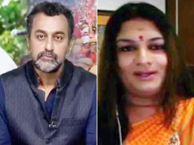"""Video : Will Definitely """"Retain Power"""" In Tamil Nadu: AIADMK Leader Apsara Reddy"""