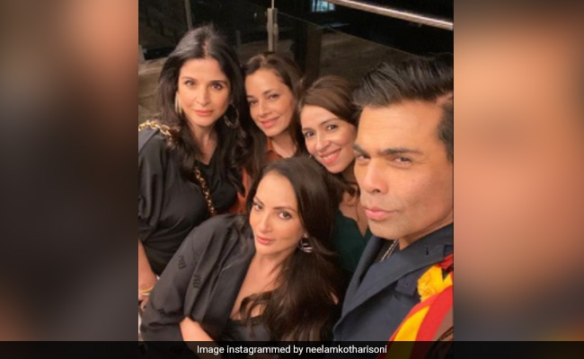 These Bollywood Wives Have The Most Fabulous Birthday Wishes For Karan Johar