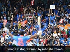 """Rohit Sharma Has A Special Message For His """"F.R.I.E.N.D.S"""""""
