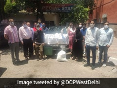 Afghan Couple Arrested With Over 100 Kg Heroin Worth Rs 860 Crore In Delhi