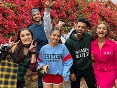<i>Khatron Ke Khiladi</i>: Divyanka Tripathi's Latest Instagram Post From Cape Town Is All About Friendship