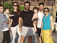 Kareena Kapoor Twins With Saif In Saba Ali Khan's Throwback Pic
