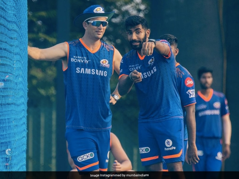 Shane Bond Played A Major Role In Shaping My Career, Says Jasprit Bumrah