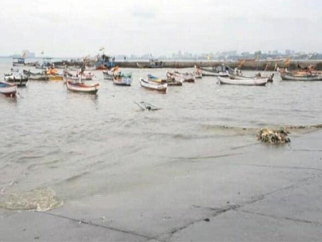 Video : Cyclone Tauktae: Mumbai's Municipal Body, Shiv Sena Volunteers Evacuate People