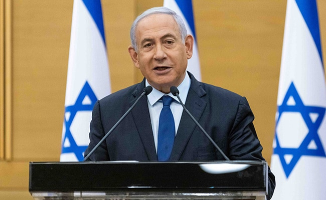 Biden Dozed Off During Meet With Israel PM, Netanyahu Suggests In Video