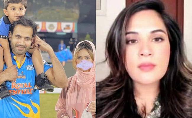 When sharing Irrfan Pathan wife's blur photos, 'Humsafar Hoon Malik Nahin', Richa Chadha reacted like this