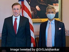S Jaishankar, US National Security Advisor Discuss India-US Partnership
