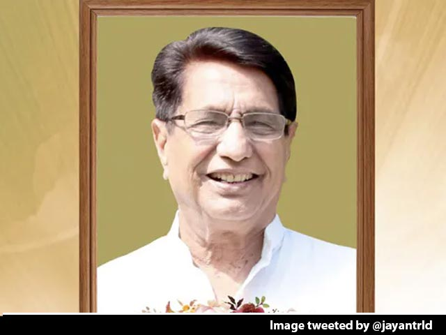 Video : Ajit Singh, Former Union Minister And RLD Chief, Dies Of COVID-19