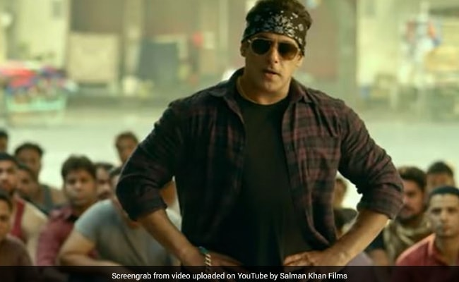 'You Will Get Into Trouble', Writes Salman Khan After Radhe Streams On Pirated Websites