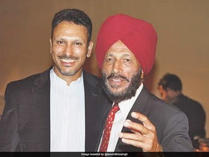 """Milkha Singh Is In """"Good Spirits And Recovering Well"""": Jeev Milkha Singh"""