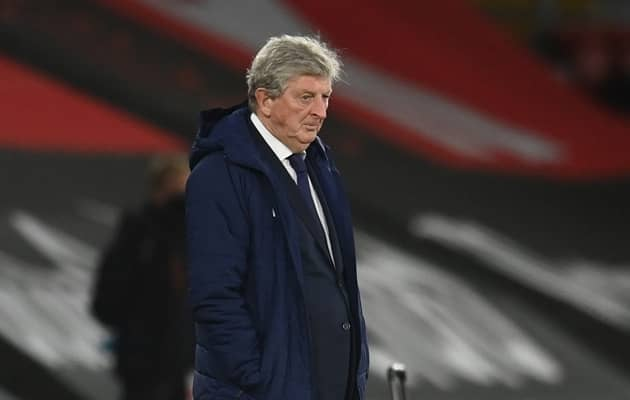 Roy Hodgson To Step Down As Crystal Palace Manager At End Of Season