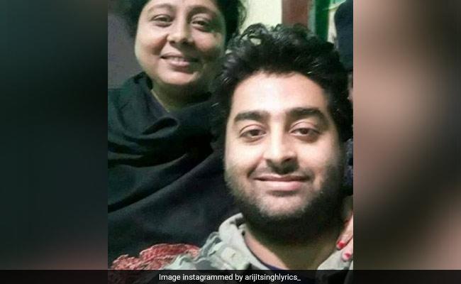 Arijit Singh's Mother Dies At 52 Due To Cerebral Stroke