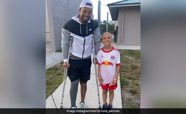 'Stay Strong': Tiger Woods Tells 10-Year-Old US Girl Fighting Cancer